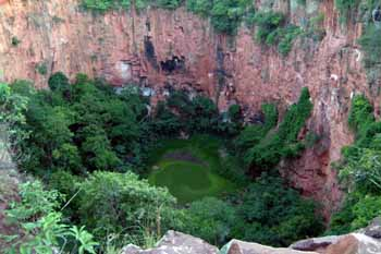 Buraco das Araras, Bonito, Brazil, ON THE EDGE Magazine