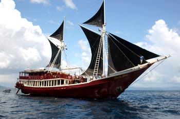 Seven Sea Schooner